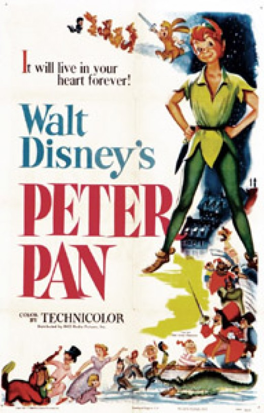 The Disney version of Peter Pan remains one of the greatest adaptations of this classic story.