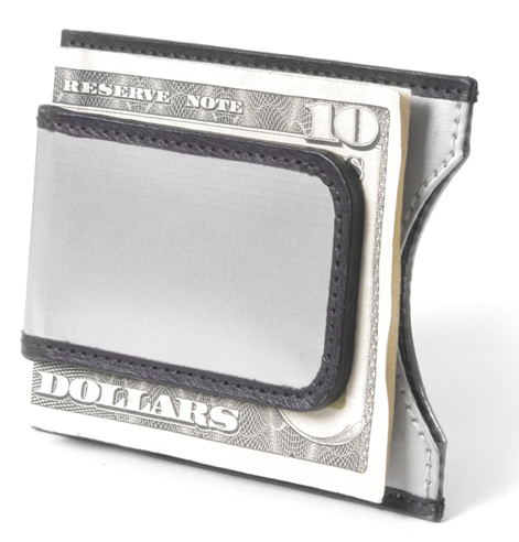 Stewart/Stand Stainless Steel Magnetic Money Clip      http://www.airlineinternational.net/stststmamocl.html