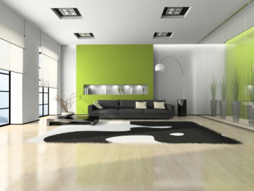 The beauty of creative wall painting and decorating