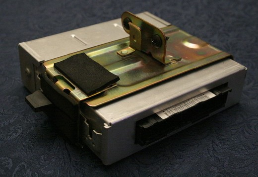 Electronic Control Unit (from Saturn). Image credit WikiCommons.