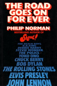 Another great book by rock biographer extraordanaire, Philip Norman.