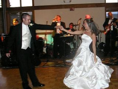 Let the fun begin at your wedding reception!