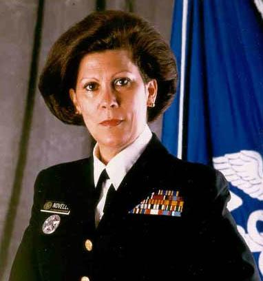 Surgeon General Antonia Novello