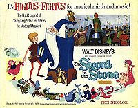 The Sword in the stone is a regrettably undervalued Disney film, filled with adventure and wizardry!
