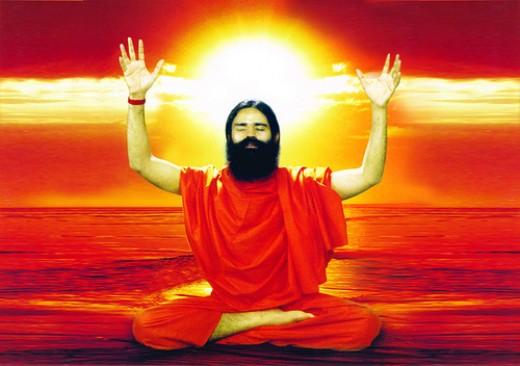 The God of Yoga