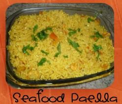 How to Make a Good Seafood Spanish Paella - Caribbean Recipe