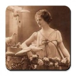 This design is on a mousepad as well and the picture is circa 1900