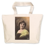 Another vintage picture on the many totebags that they offer