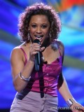 """Asia'h Epperson sining """"I Wanna Dance With Somebody"""""""