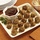 Wildfire Sausage Meatballs (from Allrecipes)