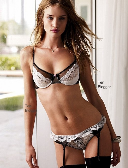 Rosie+huntington+hot