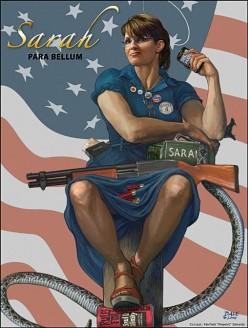 Sarah Palin's Birtherday Tea Party