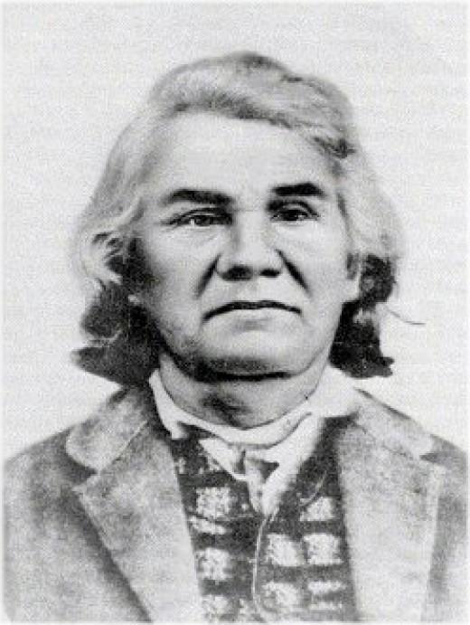 Oklahoma Civil War Naval Battle: Brigadier General Stand Watie