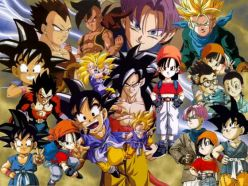 DBZ/DBGT Characters from Strongest to Weakest