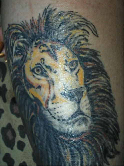 More Leo Zodiac Tattoo Designs