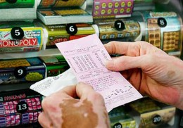 Buying Lottery Tickets
