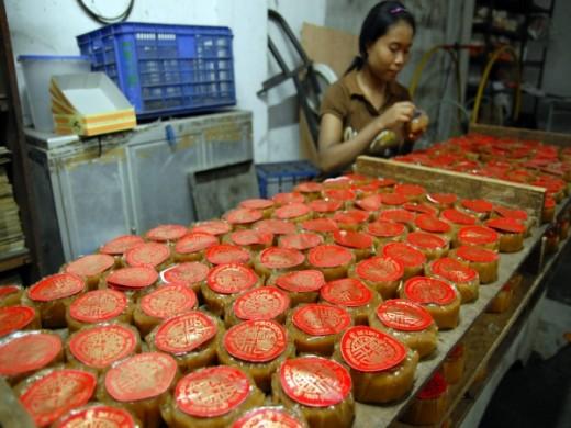 Kue Ranjang Seller vivanews.com