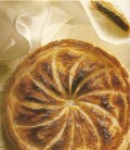 French Pastry Desserts: Recipe for Gateau Pithiviers with Video