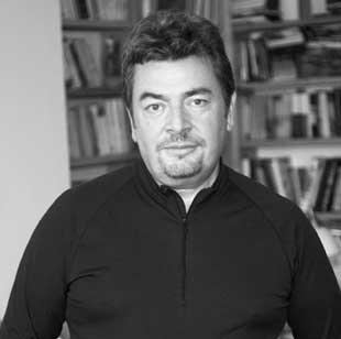 British Broadcaster and Journalist DAVID AARONOVITCH