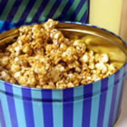 Caramel Corn (from Allrecipes)