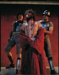Scene from 2000 Passion play