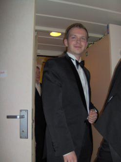 BRILLIANT Pianist in the Orchestra: Evgeny Ponomarev.
