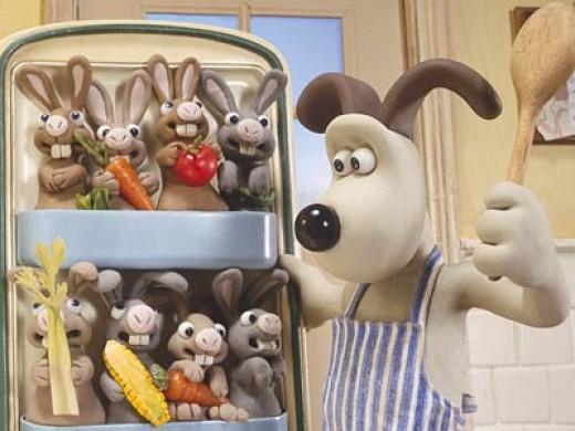 Where did those rabbits go?