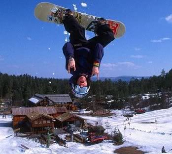 snowboarding is considered an extreme sport