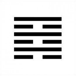 Hexagram I Ching Example