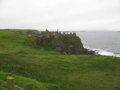 Dunluce Castle - a strange and haunting remains