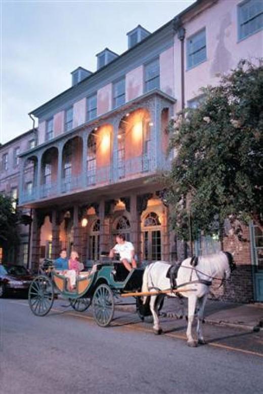 Charleston romantic