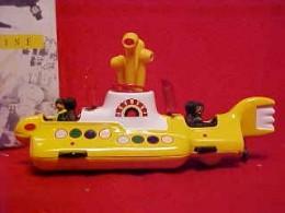 The 1997 Reissued Yellow Submarine