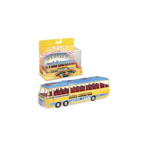 2008 reissued Magical Mystery Tour Bus