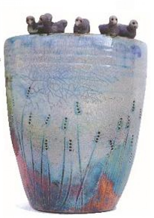 From a Sligo-based pottery workshop on display at Showcase 2010
