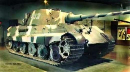 british world war 2 tanks