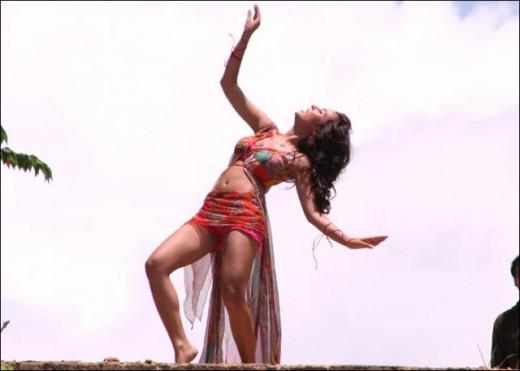 Amoha Nisha Kothari Sexy Girl