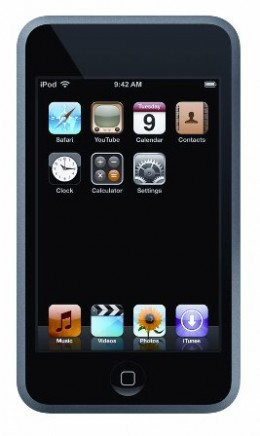 The new 3rd generation ipod Touch