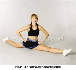 Heres the link to this picture, I DON'T OWN THIS! http://comps.fotosearch.com/comp/IHT/IHT131/cheerleader-splits_~ih031047.jpg