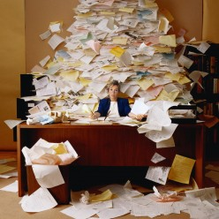 Overloaded with work?