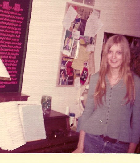 Me and my piano, a 'few' years ago