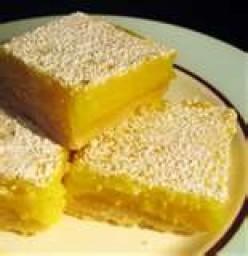 Scott's lemon Squares