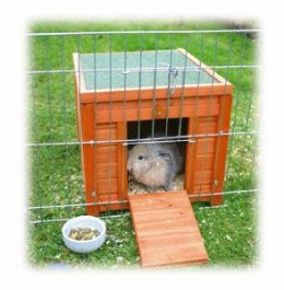 rabbit hutches