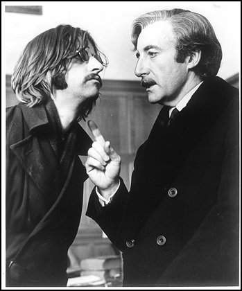 Guy Grand has a lot to teach to Youngman Grand as seen in this photo of the unforgetable Peter Sellers and Ringo Starr.