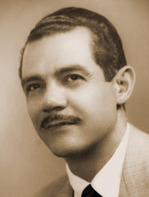 Ralph A. Vaughn. Image Credit L.A. City Watchdog.org 1907~2000   http://www.lacitywatchdog.org