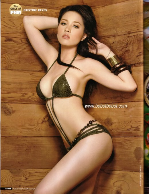 Beautiful and Sexy Filipino Actresses Christine Reyes