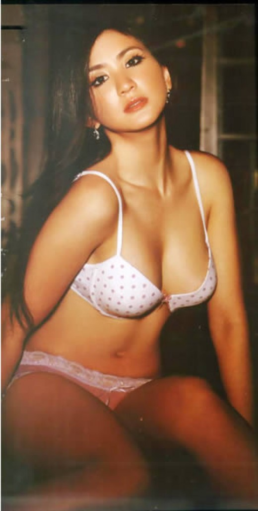 Beautiful and Sexy Filipino Actresses Rica Peralejo