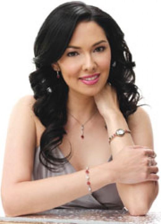 Beautiful and Sexy Filipino Actress Ruffa Guttierez