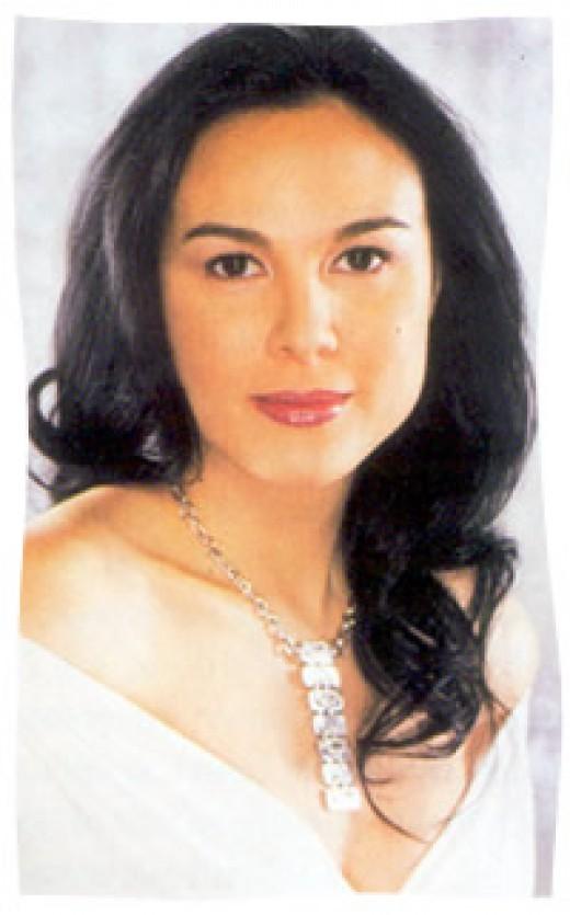 Beautiful and Sexy Filipino Actress  Gretchen Barreto