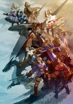 New Final Fantasy Tactics Jobs