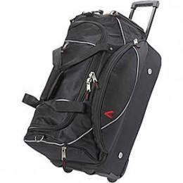Athalon Black #222 Wheeled Carry-on Duffel        http://www.airlineinternational.net/at22whcaduwi.html